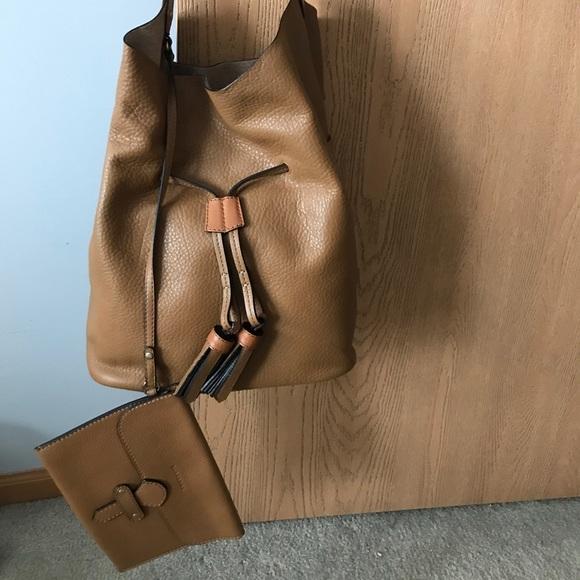 4527c97213a3 NWT Burberry Ashby Hobo Large Hobo Bag